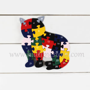Wooden Toys - Wooden Puzzle (TS 6539) pictures & photos