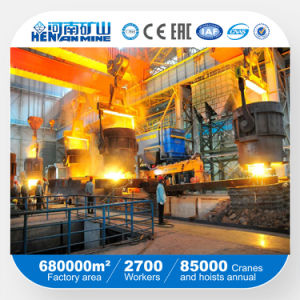 QDY Type Crane 5~74t Hook Bridge Casting Crane\ Double Girder Overhead Crane\Foundry Crane pictures & photos