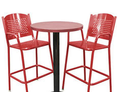Decoration Perforated Mesh Outdoor Furniture (JEC00048)