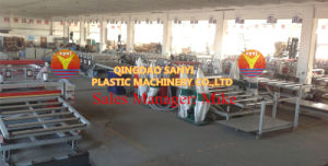 PVC Foam Board Processing Line with Professional Service pictures & photos