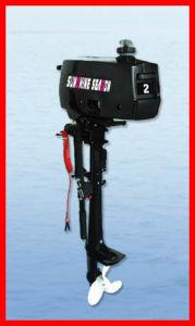 2 Stroke Outboard Motor for Marine & Powerful Outboard Engine (T2BMS) pictures & photos