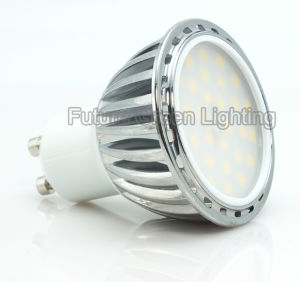 Dimmable GU10 6.5W LED Light Bulb pictures & photos