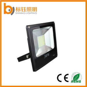 30W LED Outdoor Garden Park Lighting SMD Floodlight (>90lm/w, 3000-6500K) pictures & photos