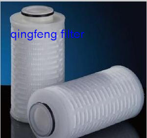 Ozone Resistance All Fluoropolymer Hydrophobic PVDF Filter Cartridge pictures & photos