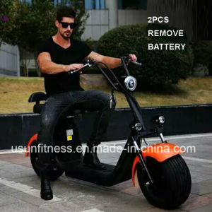 2PCS Remove Battery on Scooter Hot Sale for Adult pictures & photos
