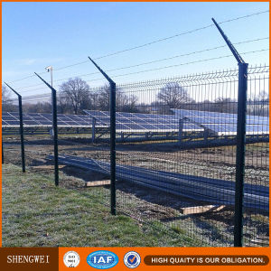 Competitive Price Safety Antitheft Mesh Fence pictures & photos