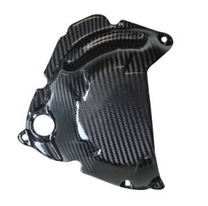 Carbon Fiber Clutch Cover for Kawasaki Z1000 2014 pictures & photos