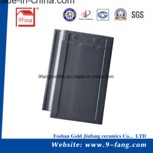 Clay Ceramic Roof Tile Flat Clay Roof Tiles 270*400mm Made in China pictures & photos