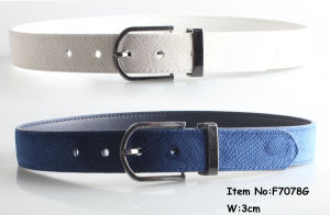 Simple Style Fashion Women Belt Aw18 pictures & photos
