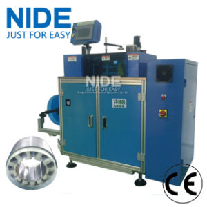 Electirc Motor Inner Stator Insulation Paper Automatic Inserter pictures & photos