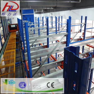 Adjustable Ce Approved Pallet Runner Storage Shuttle Rack pictures & photos