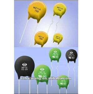 60r Series Lead-Free Radial Leaded Polyfuse Resettable PPTC 60V 3A pictures & photos