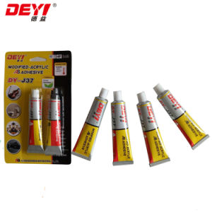 Good Economic Performance Modified-Acrylic Ab Adhesive Glue Bonding Oily Surfaces pictures & photos