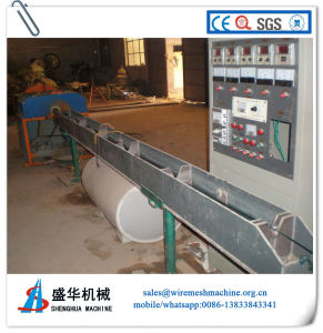 PVC Wire Coated/Coating Machine (SHW 156) pictures & photos