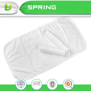 High Quality Bamboo Change Pad Liner for New Born Baby pictures & photos