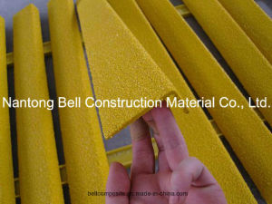 FRP Anti-Slip Step Cover and Treads pictures & photos