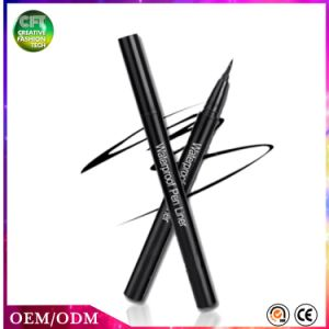 Free Sample Long Lasting Private Label Black Single-Color Makeup Eyeliner Pencil pictures & photos