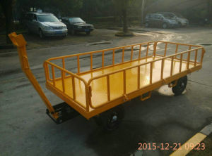 Baggage Barrows Trolley Cart for Airport pictures & photos