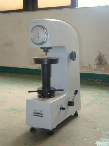 Material Surface Rockwell Hardness Tester pictures & photos