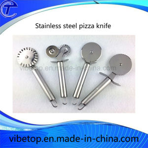 Hot Sales Popular High Quality Stainless Steel Pizza Knife pictures & photos