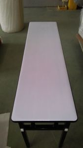 Folding Rectangular Hotel Banquet Table pictures & photos