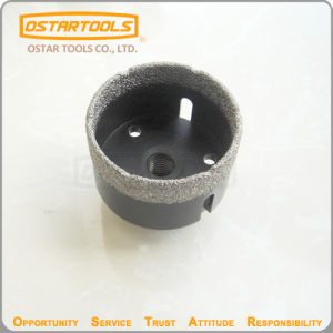 Hole Saw and Vacuum Brazed Diamond Core Drill Bits pictures & photos