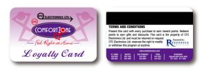 RFID Memory Card Powerful Smart Card Printed with Cmky Printing pictures & photos