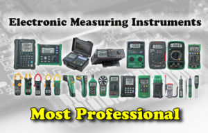 High Voltage Digital Insulation Tester pictures & photos