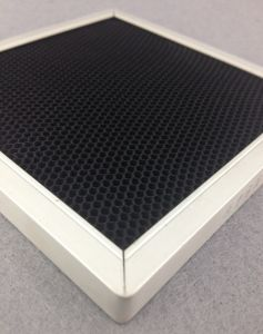 Eco-Friendly Honeycomb Catalyst Ozone Filter pictures & photos