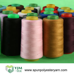5000y / Cone Customerized Colorful Sewing Thread with All Kinds of Specification Wholesales pictures & photos