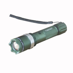 All Metal High Voltage Electric Shock with Flashlight Stun Guns pictures & photos