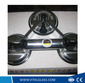 Middle Quality 3 Cups Glass Suction Plate pictures & photos