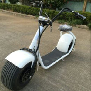 Hot Sale Fat Tire Electric Scooter Motorcycle City Bike with Cheap Price pictures & photos