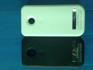 Factory Directly Sale 3500mAh External Portable Backup Extended Battery Case for Moto E (OM-PWme) pictures & photos