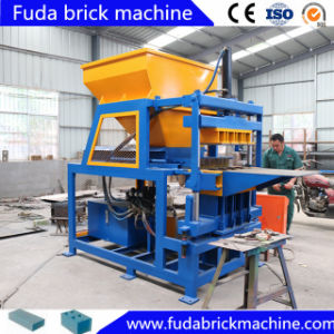 Automatic Clay Block Machine Soil Brick Lego Making Machine in Russia pictures & photos