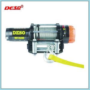 off-Road Windlass Winch for Car Use pictures & photos
