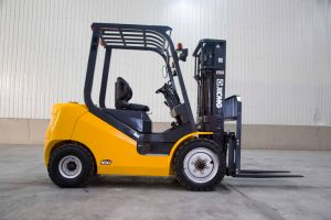 XCMG Factory Manufacture New 2.5 Ton Diesel Fork Lift Truck pictures & photos