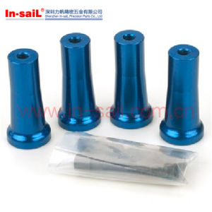 OEM Color Anodized CNC Turning Profiles pictures & photos