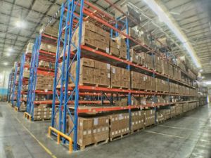 Structural Warehousing Pallet Racking pictures & photos