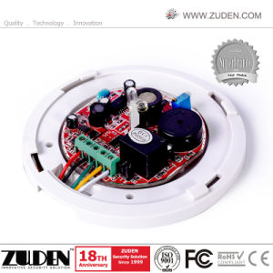 Wire Network Photoelectric Smoke Detector pictures & photos