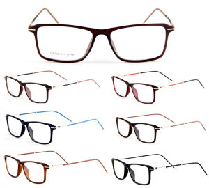 2017 Cp Material New Design Optical Frames Popular Eyeglasses Spectacle pictures & photos