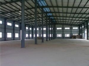 Water-Proof Steel Structure House for Industrial Use pictures & photos
