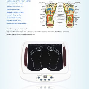 Ce Certificated Infrared Foot Massager for Health Care China Supply pictures & photos