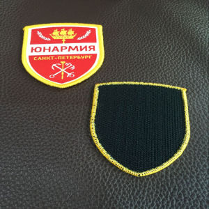 Hot Sale Embroidery BMW Badge Patches pictures & photos