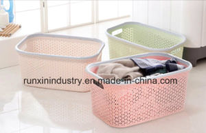 Wholesale Household Plastic Storage Basket pictures & photos