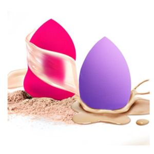 2017 New Soft Silicone Makeup Puff Foundation Blender Sponge pictures & photos