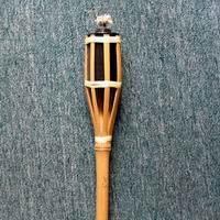Bamboo Crafts - Bamboo Torch (BT-A)