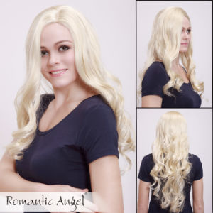 Blonde Synthetic Wigs pictures & photos