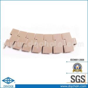 Plastic Sideflex Flat-Top Chains with Tab
