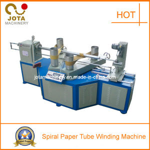 4 Heads Spiral Paper Core Forming Machine pictures & photos